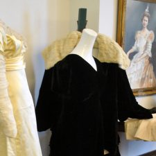 Making HER Mark: Fabric of the first ladies